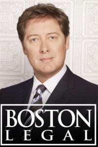 "BOSTON LEGAL - ABC's ""Boston Legal"" stars James Spader as Alan Shore. (ABC/ANDREW MACPHERSON)"
