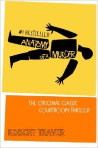 anatomia de un asesinato. tareas juridicas