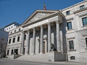 Madrid-Congreso-Diputados