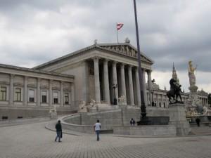Viena-Parlamento1