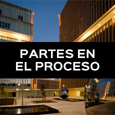 PARTES EN EL PROCESO