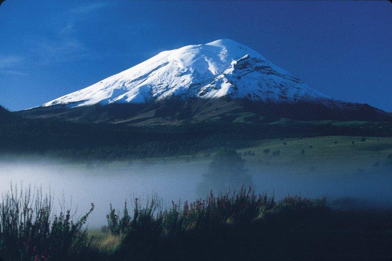 21. Parque Natural Popocatépetl-Iztaccíhuatl