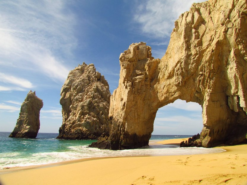 3. Arcos de Baja California Sur