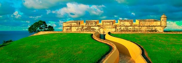 4. Fuerte de San José El Alto Campeche