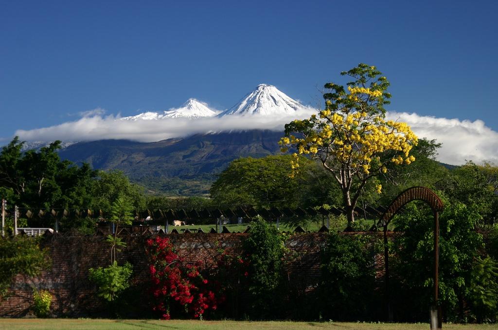 8. Nevado de Colima