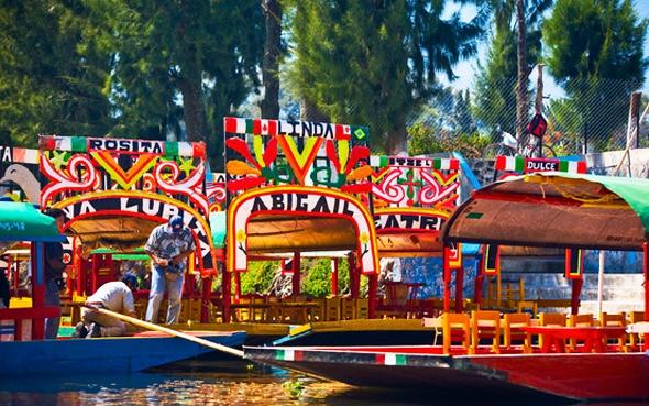 9. Xochimilco