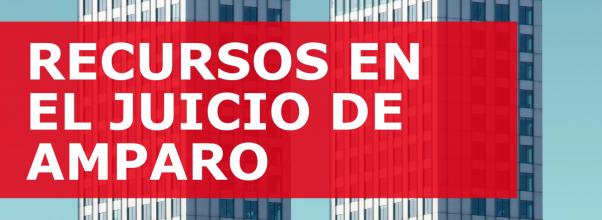 RECURSOS EN EL JUICIO DE AMPARO