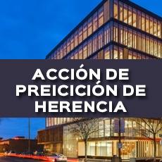 ACCION DE PETICION DE HERENCIA