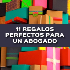 11 REGALOS PERFECTOS PARA UN ABOGADO