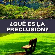 PRECLUSION