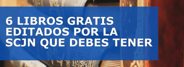 6 LIBROS GRATIS EDITADOS POR LA SUPREMA CORTE QUE DEBES TENER