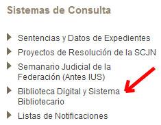 biblioteca digital y sistema bibliotecario