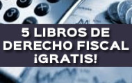 5 LIBROS DE DERECHO FISCAL GRATIS