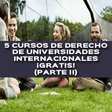 5 cursos parte dos