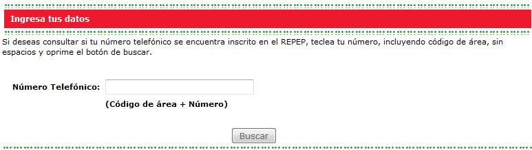 inscripcion repep