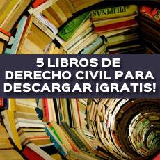 5 LIBROS DE DERECHO CIVIL PARA DESCARGAR GRATIS – Tareas Jurídicas