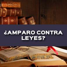 AMPARO CONTRA LEYES