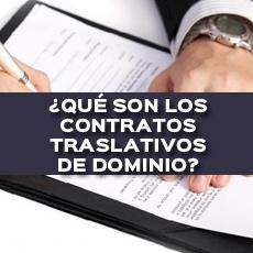 que-son-los-contratos-traslativos-de-dominio