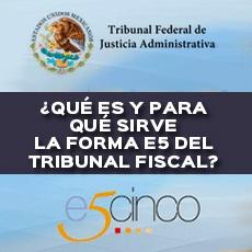 que-es-y-para-que-sirve-la-forma-e5-del-tribunal-fiscal